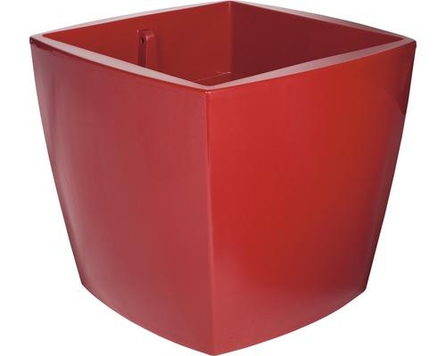 Pflanzkübel Degardo Trevia 900 Q Kunststoff 100x100x90 cm rot