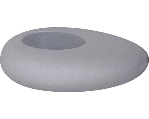 Pflanzkübel Degardo Storus I Kunststoff 167x192x50 cm dunkelgrau