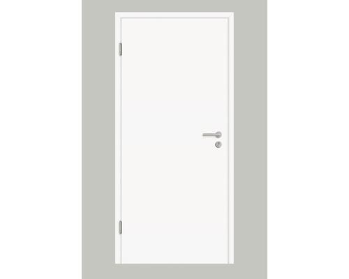 Wohnungeingangstür 32 dB Pertura CPL weiß KK II 86,0x198,5 cm DIN Links