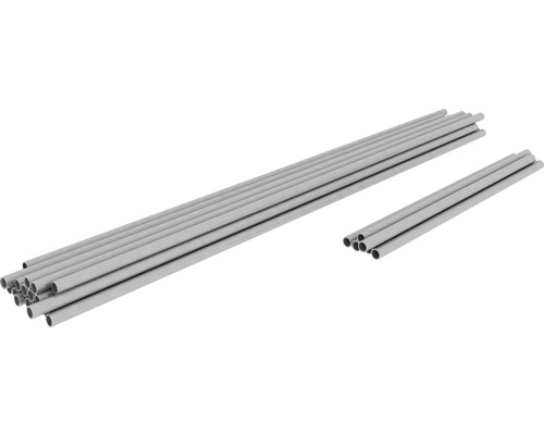 Gerüstrohr Buildify aus Stahl 2000 mm Ø 33 mm