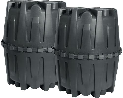 Herkules-Abwasser-Sammelgrube GARANTIA mit DIBt-Zulassung 3200 Liter