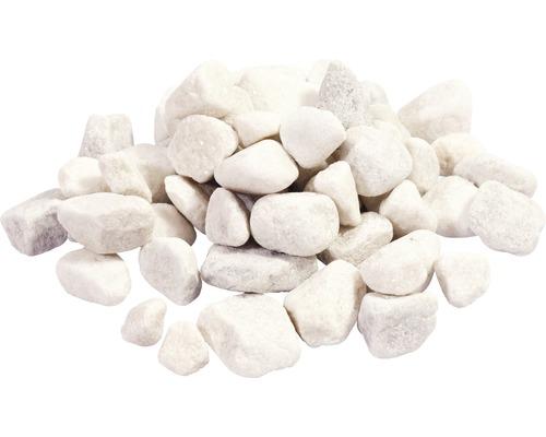 Marmorkies Carrara 15-25 mm 500 kg weiß