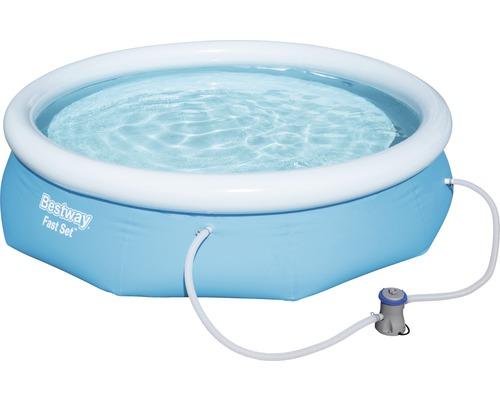 Fast Set Pool Bestway 305 x 76 cm mit Pumpe
