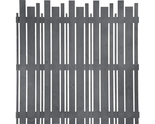 Hauptelement Various 180 x 180 cm, basaltgrau