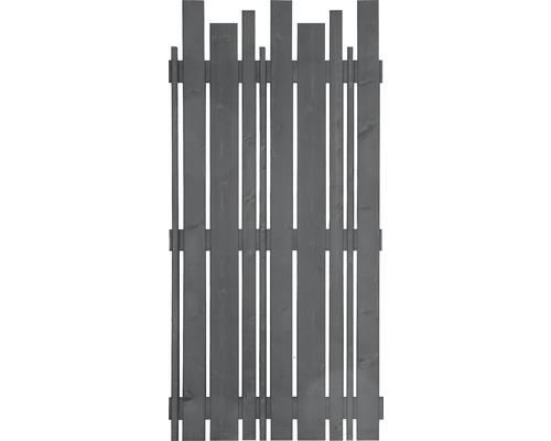 Teilelement Various 90 x 180 cm, basaltgrau