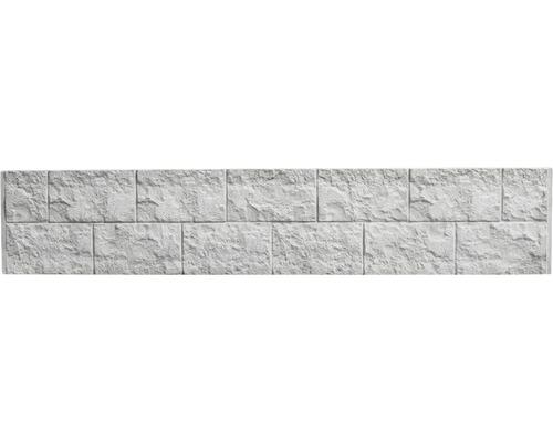 Betonzaunplatte Standard Casa Borsika 200x38,5x3,5cm