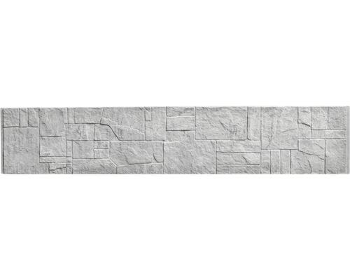 Betonzaunplatte Standard Flagstone 200x38,5x3,5cm