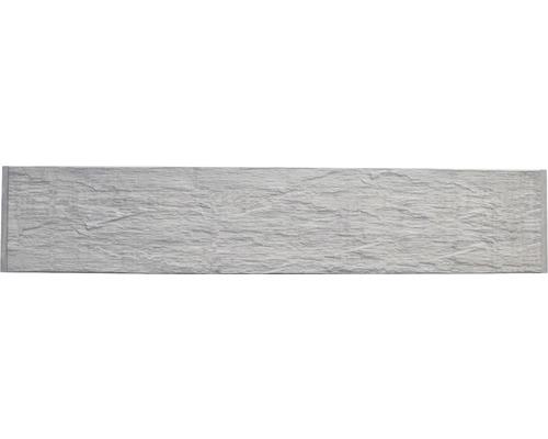 Betonzaunplatte Standard Nevada 200x38,5x3,5cm