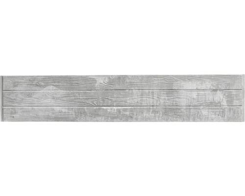 Betonzaunplatte Standard Prestige 200x38,5x3,5cm