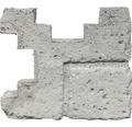Pfostenkappe Mediterran Klassik Stein Eckkappe 20x20x10cm