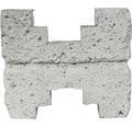 Pfostenkappe Mediterran Klassik Stein Zwischenkappe 20x20x10cm