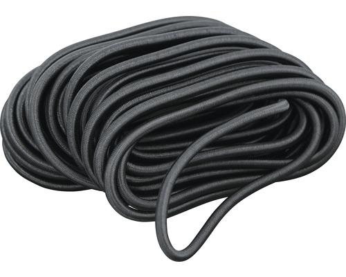Lafuma Gummischnur für Liegestuhl Siesta L, schwarz, 8 m