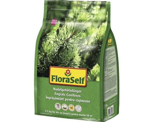 Nadelgehölzdünger FloraSelf 2,5 kg