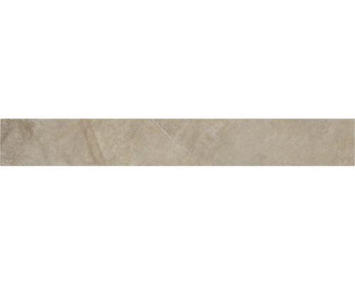Sockel Onyx braun 8x60 cm