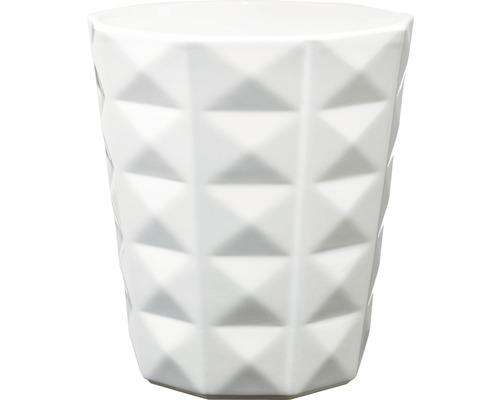 Blumentopf Soendgen Keramik Ø 13 H 15 cm weiß