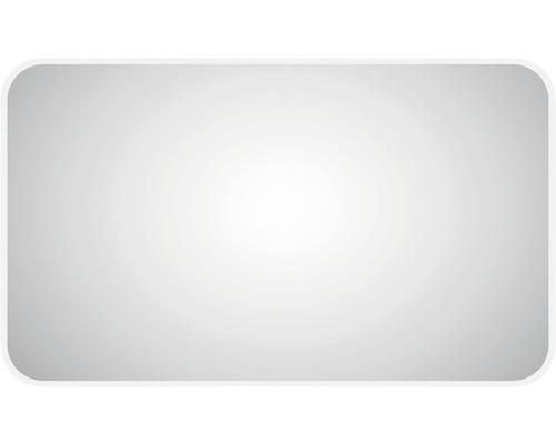 LED Badspiegel DSK Silver Juno 100x70 cm IP 24 (spritzwassergeschützt)