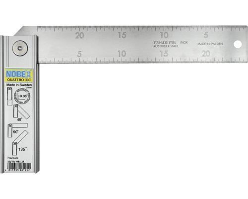 Schreiner- und Gehrungswinkel 25 cm