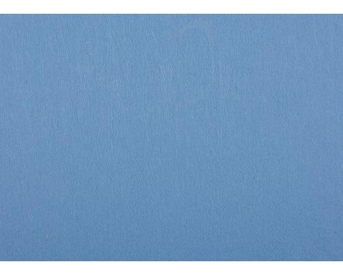 Bastelfilz 4 mm hellblau 30x40 cm