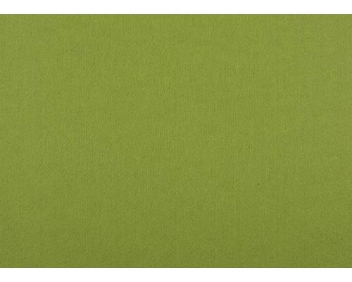 Bastelfilz 4 mm hellgrün 30x40 cm