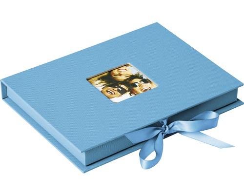 Aufbewahrungsbox Fun ozeanblau 20x15x3 cm