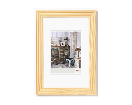 Bilderrahmen Holz Grado natur 18x24 cm