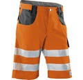 Shorts orange/anthrazit Gr. 60