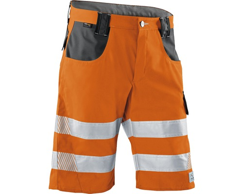 Shorts orange/anthrazit Gr. 62