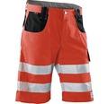 Shorts rot/schwarz Gr. 44