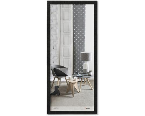 Bilderrahmen Holz Home schwarz 40x100 cm
