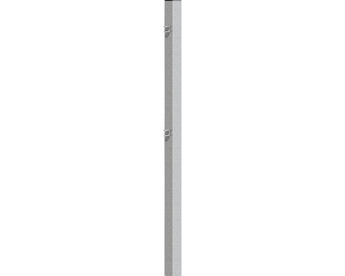 Klobenpfosten Madrid 6x6x135 cm