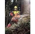 Forstschutzjacke rot/gelb Gr. XXXL