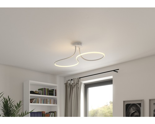 FLAIR Deckenlampe 31W 1700 lm 3000 K warmweiß Arnica Laura Vincentini L 980 mm
