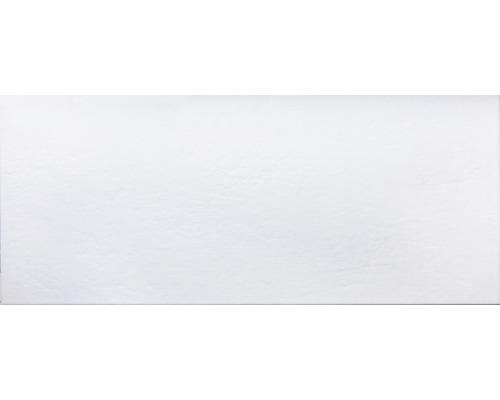 Steingut Wandfliese WOHNIDEE Softstone Weiß Steinstruktur 30 x 60 cm
