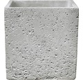 Blumentopf Soendgen Latina Concrete Zement 13x13x13 cm hellgrau