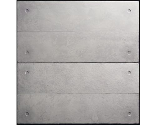 Wandpaneel 3D Ultralight Concretepanel 30x120 cm für innen