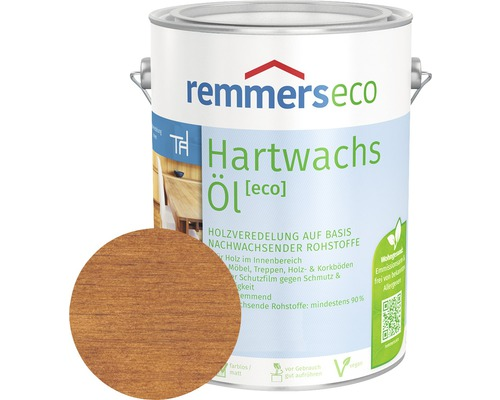 Remmers eco Hartwachsöl teak 375 ml