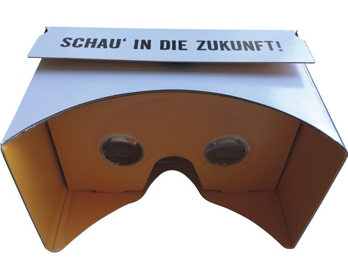 VR Brille Cardboard