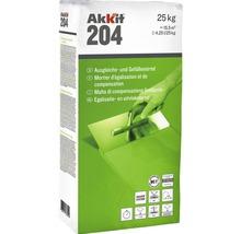 Akkit 204 Ausgleich und Gefällemörtel 25 kg