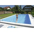 Styropor-Pool Plus P25 600 x 300 cm, Tief 150 cm