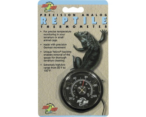 Thermometer ZOO MED Reptile analog