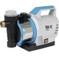 Gartenpumpe for_q FQ-GP 3.200 mit ECO Motor und integriertes Rückschlagventil,
