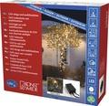 LED Lichterkette Konstsmide Micro außen und innen 120er Lichtfarbe bernstein Multifunktion