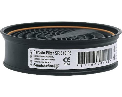 Sundström Ersatz Partikelfilter SR 510 P3 für Pandemic Flu Kit SR100