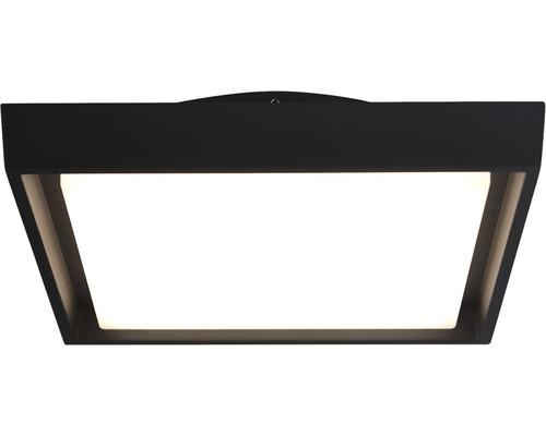 LED Außenwandleuchte IP54 25W 2250 lm 3000 K warmweiß 270x270 mm weiß/anthrazit