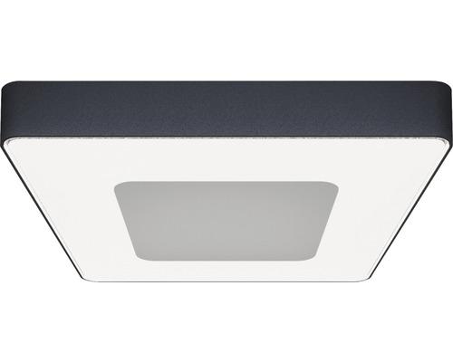 LED Sensor Außenwandleuchte IP54 24W 1390 lm 3000 K warnweiß 270x270 mm weiß/anthrazit