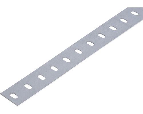 Conceptor Flachstange gelocht verzinkt 35x1 mm, 2m