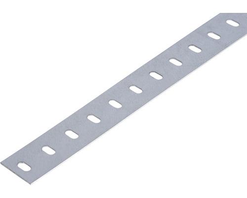 Conceptor Flachstange gelocht verzinkt 35x1 mm, 1m