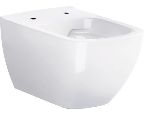 spülrandloses Tiefspül-WC Metropolitan weiß wandhängend