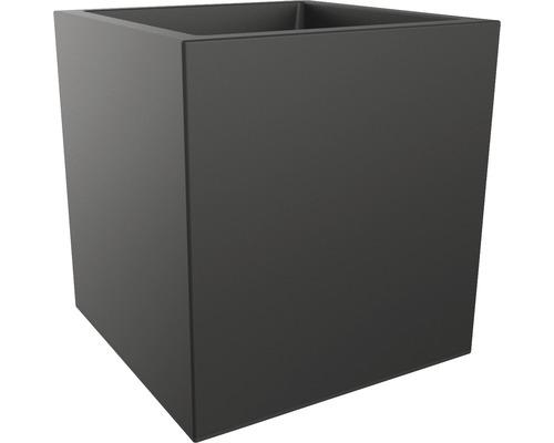 Pflanztopf elho Vivo Kunststoff 39x39x41 cm schwarz