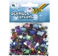 Schmucksteine verschiedene Farben 800 Stück